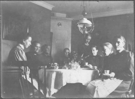 Kaffekalas 6 november 1911